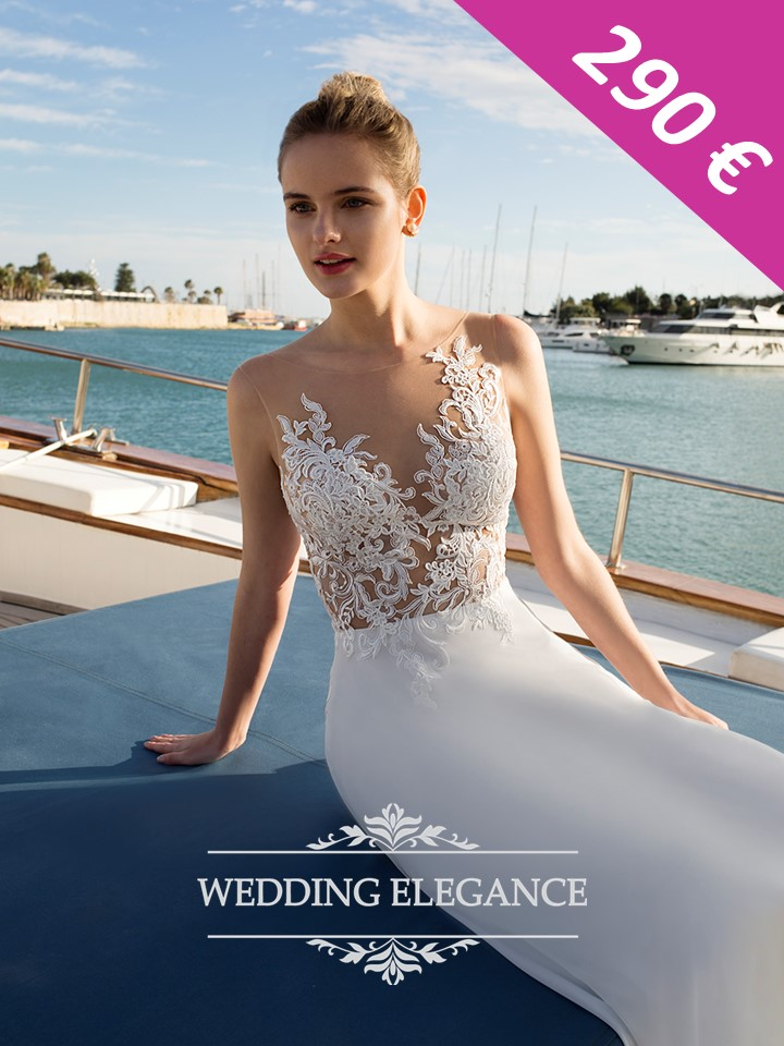 Výpredaj svadobných šiat V BA ceny od 80€ do 390€ Pár kusov v inej cene. - Obrázok č. 233