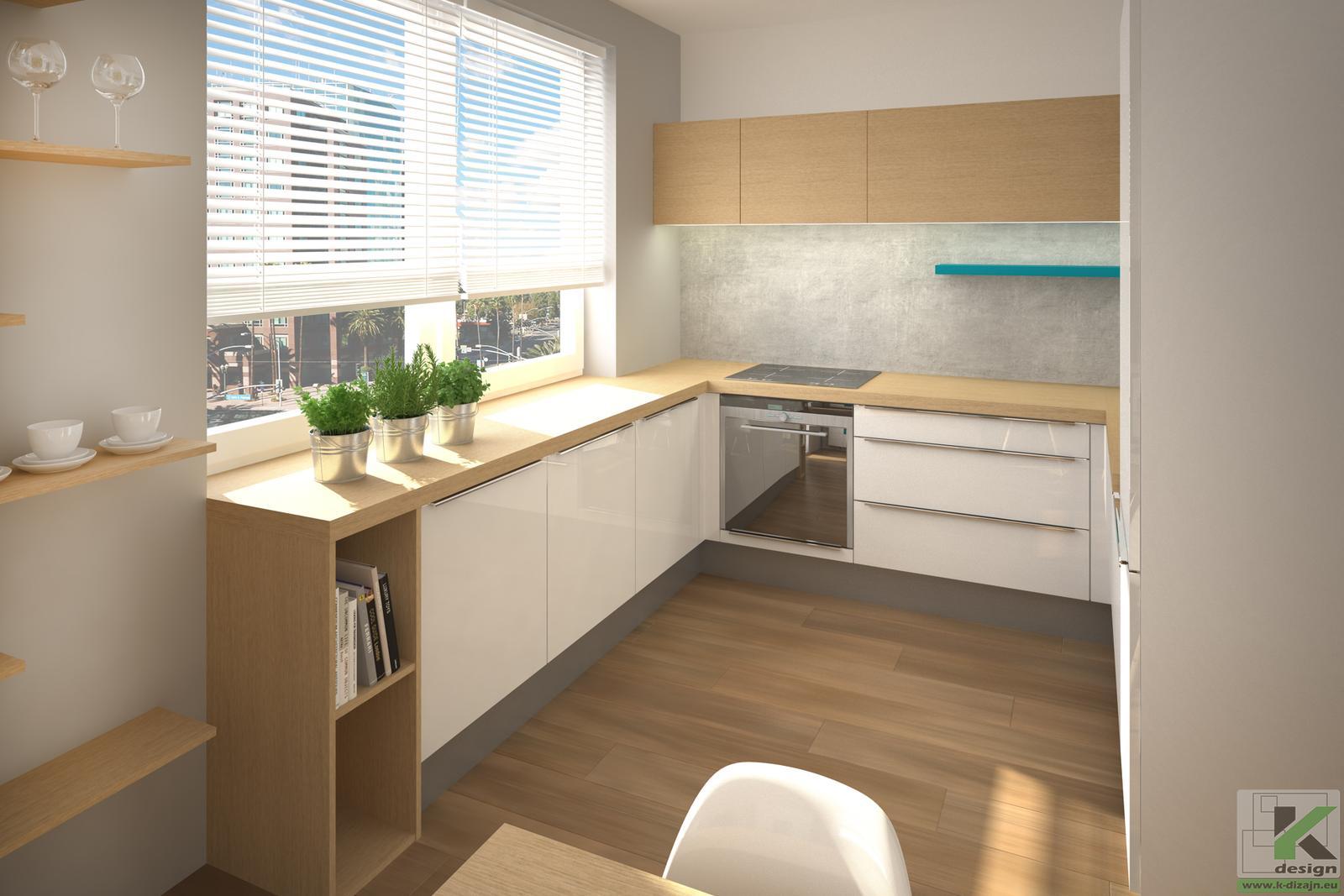 Rekonštrukcia bytu - Vizualizácie - Obrázok č. 4