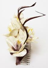 miesto zivej orchidejky..