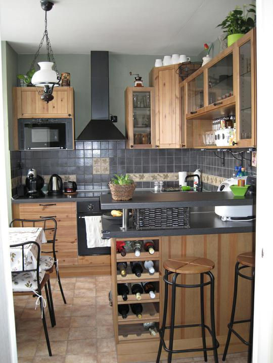 Naše - kuchyně Fagerland