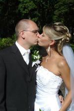 predmanželská pusa
