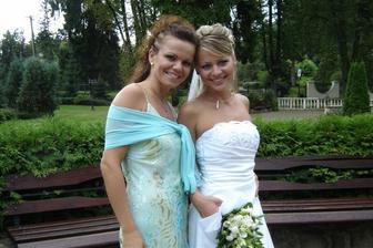 s mojou sestrou Kačenkou