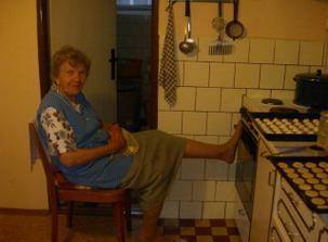 babička;)