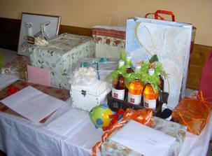 dostali jsme překrásné dary,všem moc děkujeme;)