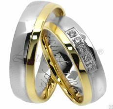 Tak jsme si dneska vybrali : - ) Naše prstýnky od Laury Gold, kolekce Elegance- Klenotnictví Opluštil, Velké Bílovice.