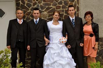 moji bratia a rodičia ♥
