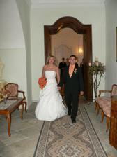už novomanželia