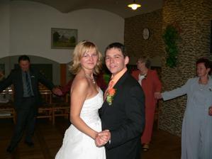 prvý novomanželský taneček