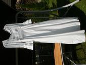 Svadobné šaty - poštovné v cene, 38