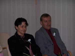 rodiče mého manžela