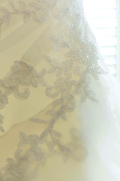 Jana{{_AND_}}Ondra - moje šaty - detail