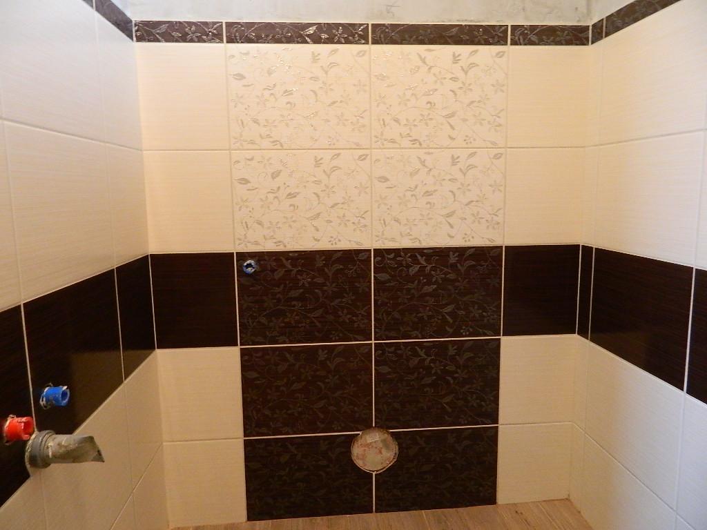 Naša kúpeľňa - Hosťovský WC obklad