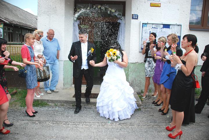 Katka{{_AND_}}Pavol - oryžovaní