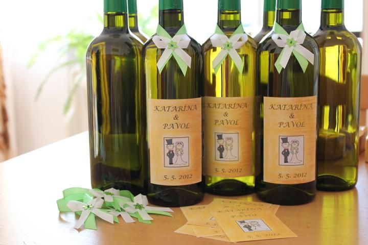Katka{{_AND_}}Pavol - výslužkové víno