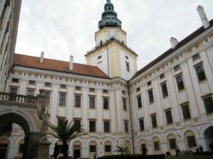 Arcibiskupský zámok Kroměříž