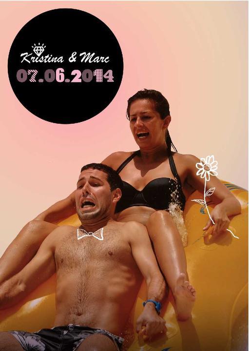 Naše Rustic Chic prípravy - nase save the date, uz rozdane hostom! :)