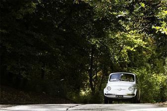 Naše svatební vozítko :)