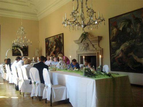dj_libor_velek - svatba na zámku ve Slavkově u Brna