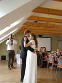 první společný tanec