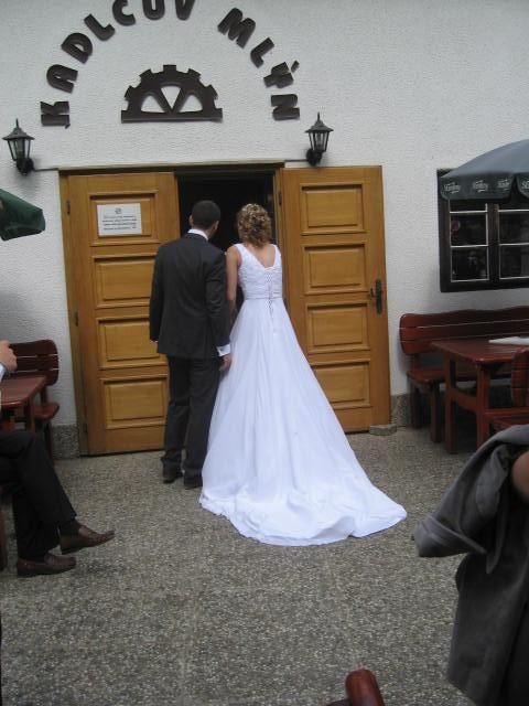 Svatba Vojty a Danči - Obrázek č. 9
