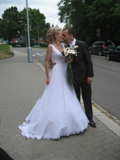 Svatba Vojty a Danči - Obrázek č. 13