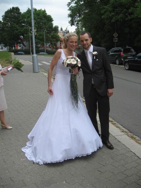 Svatba Vojty a Danči - Obrázek č. 14