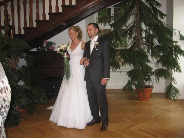 Svatba Vojty a Danči - Obrázek č. 15