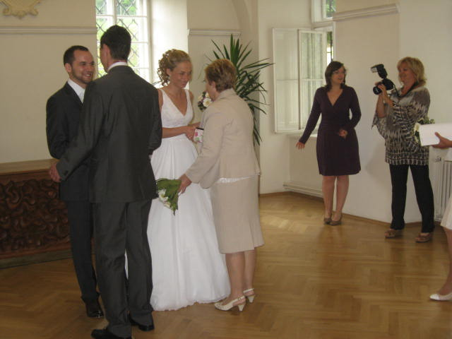 Svatba Vojty a Danči - Obrázek č. 16