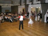 speciální 1. novomaželský tanec