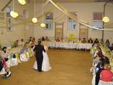 první společný tanec novomanželů