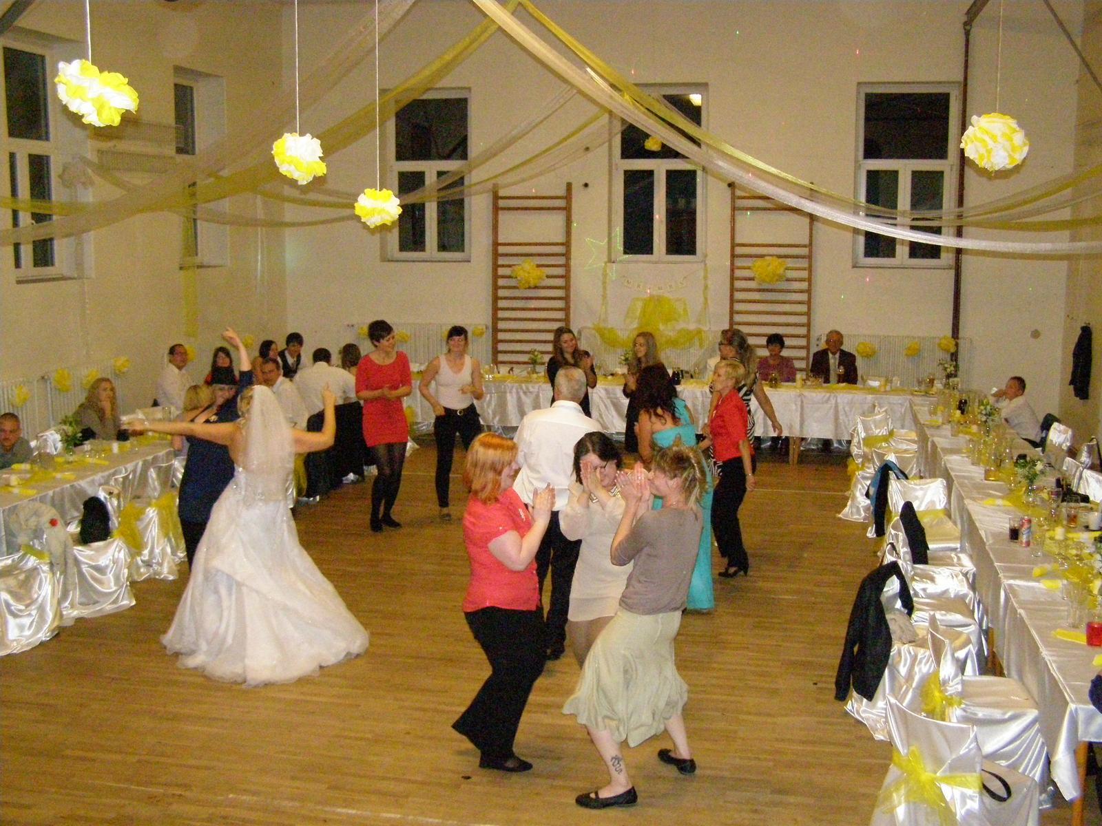 Svatba Verča a Zbyněk - Obrázek č. 6