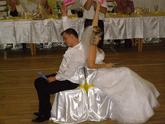 nechyběly ani svatební soutěže