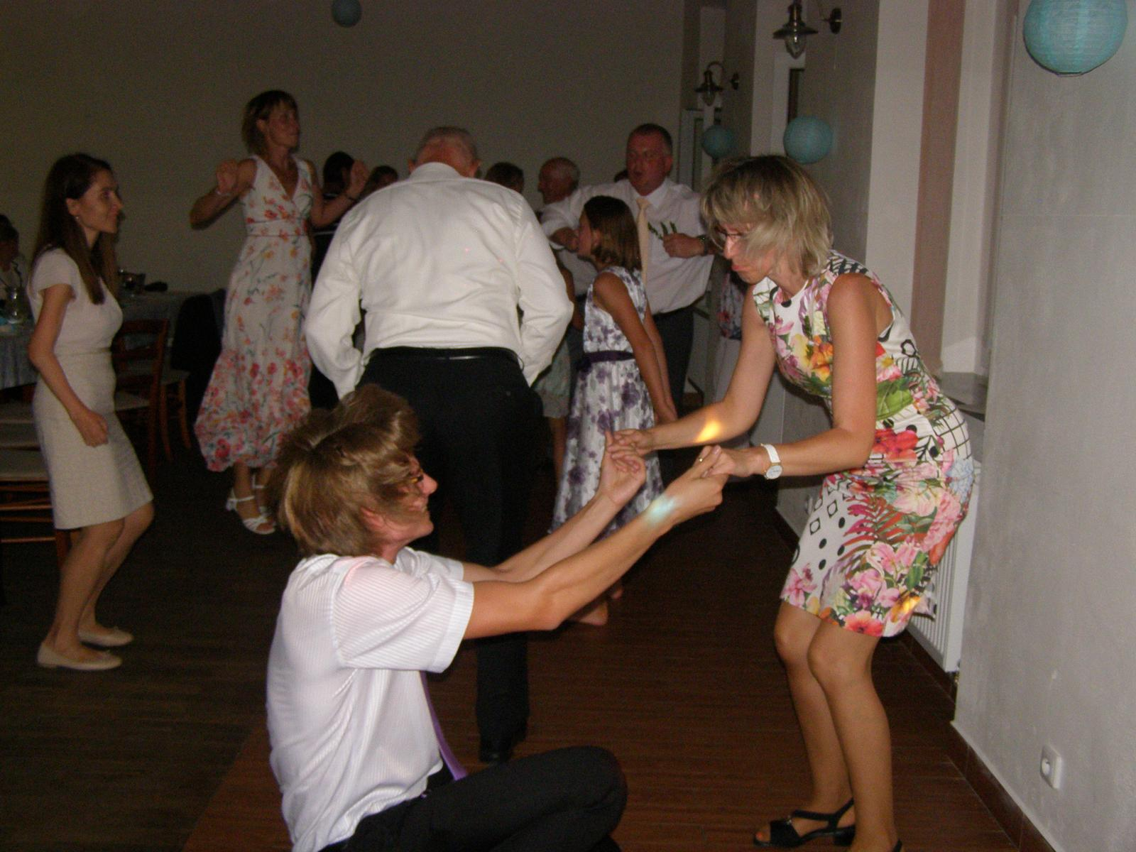Pivovar Podlesí - svatba 2.9.2016 - ............... rock around the clock...................