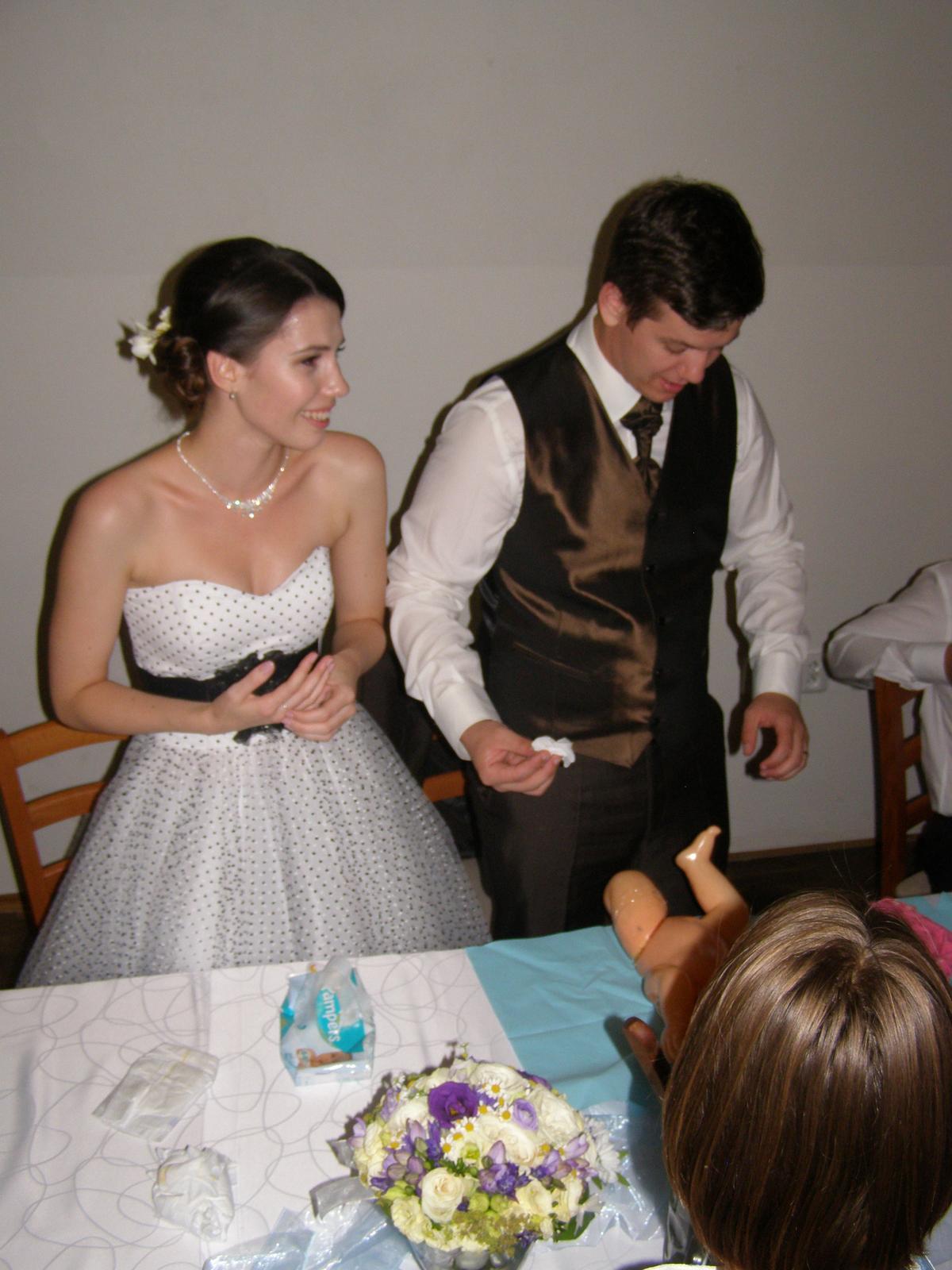 Pivovar Podlesí - svatba 2.9.2016 - .........zajímavý úkol.............