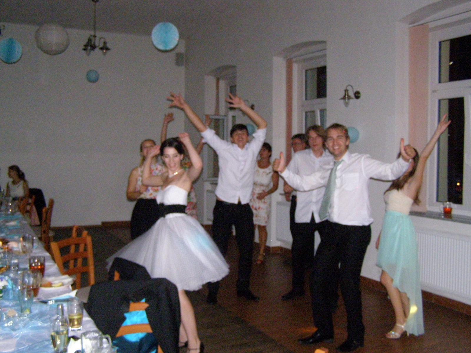 Pivovar Podlesí - svatba 2.9.2016 - ........a tančilo se a tančilo a tančilo........................   :o)