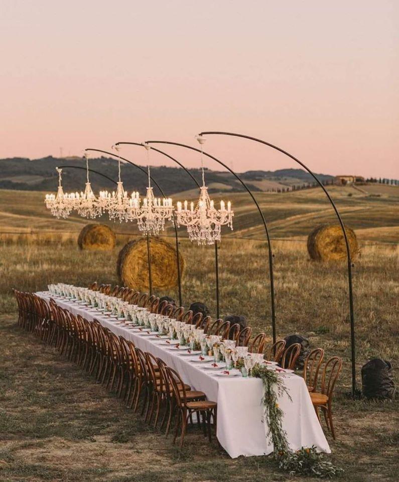 Zajímavé nápady na svatební párty v teplých letních dnech... - Obrázek č. 1