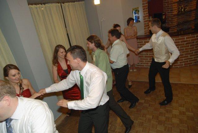 Martina Markovičová{{_AND_}}Martin Ďurica - country tanec