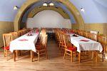 místnost pro hostinu