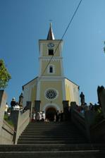 kostel sv. Jana Křtitele v Dražovicích