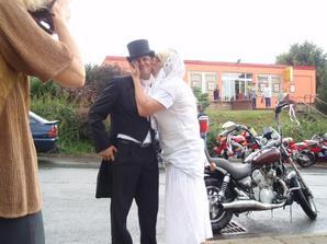 Tuhle nevěstu ženich nechtěl, chtěl jinou... .o)