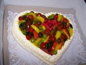 pěkný dortíček