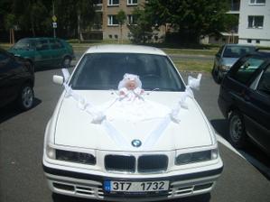 moje autíčko