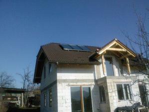 ..a mame aj slnecne kolektory