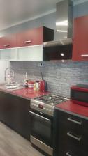 Kuchyna takmer cela hotova