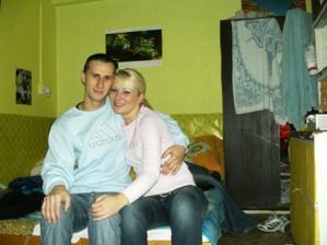 my dvaja :-)