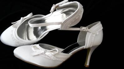 Nove svadobne topanky :-)
