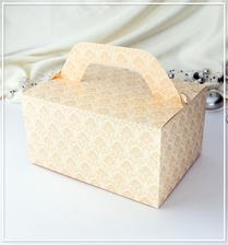 krabička na výslužky - můj vysněný barokní vzor :-)