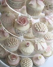 Cupcakes - budou místo klasického cukroví