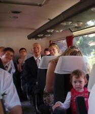 svatevčani jeli autobusem