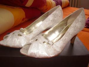 maminky svatební botky :-)